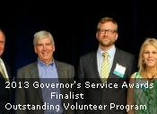 2013 Governors Service Awards