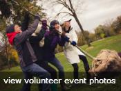volunteer event photos